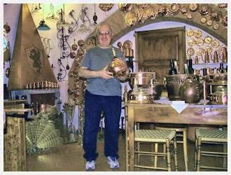 Il rame in cucina rinomata rameria mazzetti for Cucinare anni 70